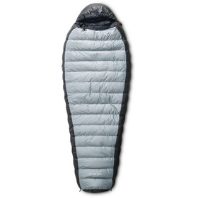 Yeti Fusion 500 Sleeping Bag size M, silver grey, black/black